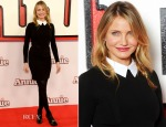 Cameron Diaz In Rag & Bone  - 'Annie' London Photocall