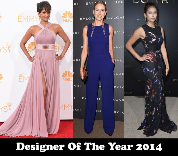 Designer of the Year – Elie Saab