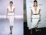 Eva Longoria In Ralph & Russo -  L'Oreal Paris' 9th Annual Women Of Worth Celebration
