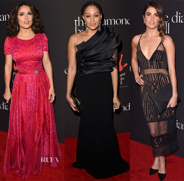 First Annual Diamond Ball for the Clara Lionel Foundation Red Carpet Roundup