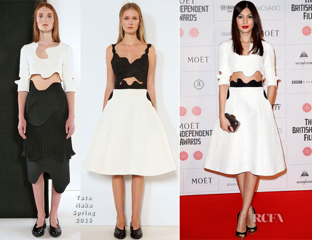 Gemma Chan In Tata Naka  - 2014 British Independent Film Awards