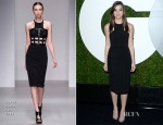 Hailee Steinfeld In David Koma - 2014 GQ Men Of The Year Party