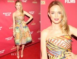 Heather Graham In Naeem Khan - 'Goodbye To All That' New York screening