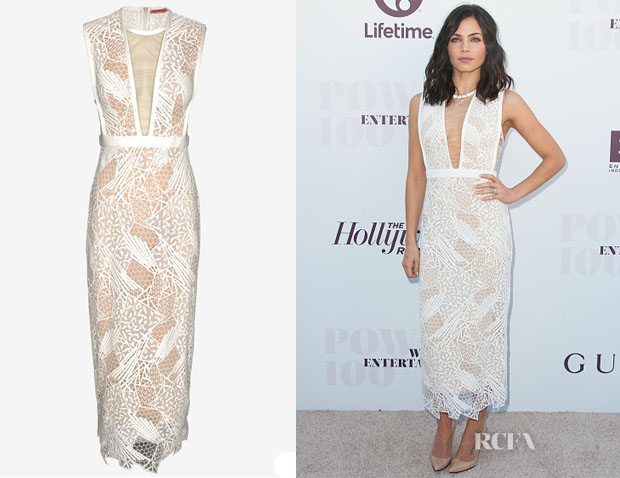 Jenna Dewan Tatum's Manning Cartell Sheath Dress