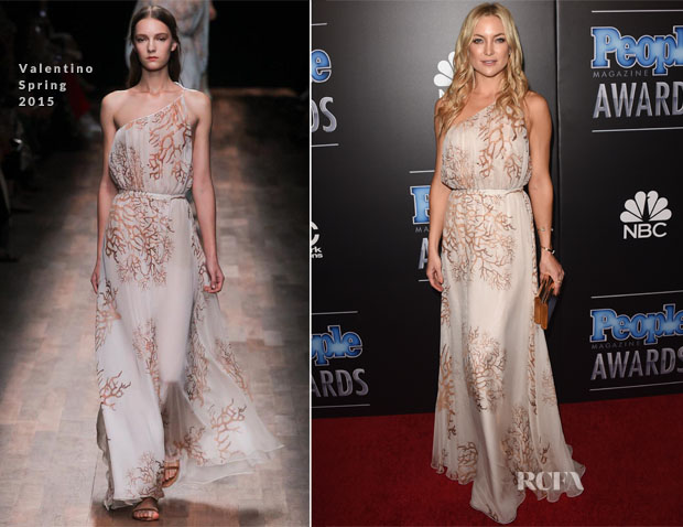 Kate Hudson In Valentino - The PEOPLE Magazine Awards