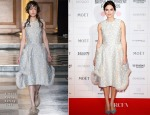 Keira Knightley In Simone Rocha - 2014 British Independent Film Awards