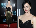 Krysten Ritter In J. Mendel - 'Big Eyes' New York Premiere