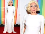 Lady Gaga In Valentino - 37th Annual Kennedy Center Honors