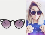 Lauren Conrad's Quay Invador Cat-Eye Sunglasses