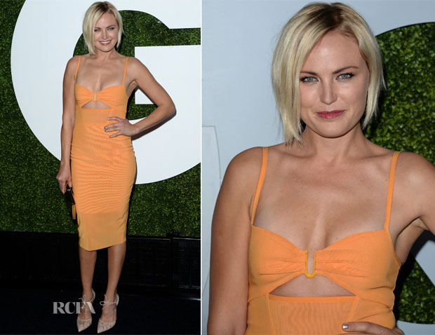 Malin Akerman In Bec & Bridge - 2014 GQ Men Of The Year Party