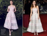Maria Valverde In Nicholas Oakwell Couture - 'Exodus: Gods and Kings' World Premiere