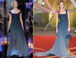 Melanie Laurent In Elie Saab Couture - Marrakech International Film Festival Tribute To Viggo Mortensen
