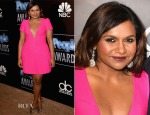 Mindy Kaling In Salvador Pérez - The PEOPLE Magazine Awards