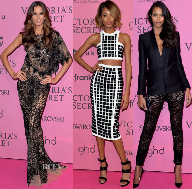Models @ The 2014 Victoria's Secret Fashion Show After-Party 2