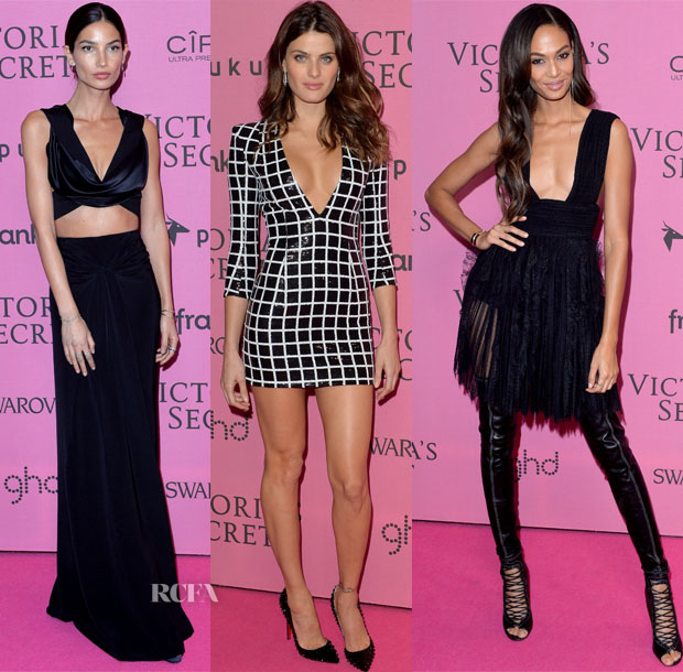Models @ The 2014 Victoria's Secret Fashion Show After-Party 3