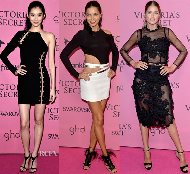Models @ The 2014 Victoria's Secret Fashion Show After-Party 5