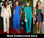 Most Underrated 2014 - Ashley Madekwe