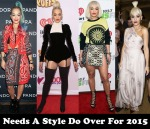 Needs A Style Do Over For 2015 - Rita Ora