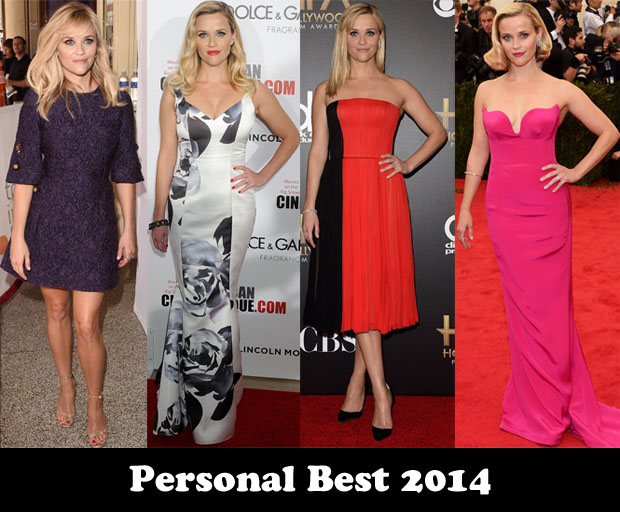 Personal Best 2014 - Reese Witherspoon