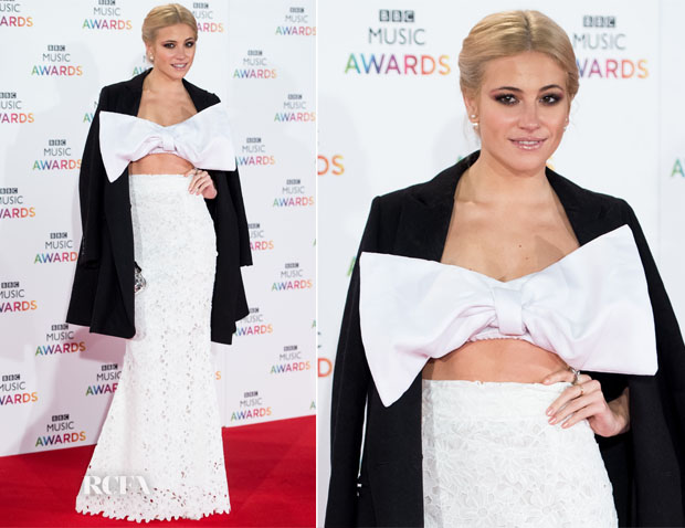 Pixie Lott In Bambah - BBC Music Awards 2