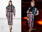 Pixie Lott In Issa London - Sunday Times Style Xmas Party