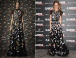 Poppy Delevigne In Valentino - 2014 Glamour Awards