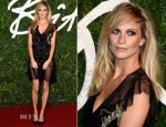 Poppy Delevingne In Topshop - 2014 British Fashion Awards