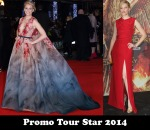 Promo Tour Star 2014 – Elizabeth Banks for 'The Hunger Games: Mockingjay, Part 1'