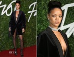 Rihanna In Stella McCartney - 2014 British Fashion Awards