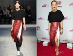 Rita Ora In Sportmax - 103.5 KISS FM's Jingle Ball 2014