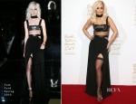 Rita Ora In Tom Ford - 2014 British Fashion Awards