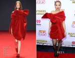 Rita Ora In Viktor & Rolf Couture - Hot 99.5's Jingle Ball 2014