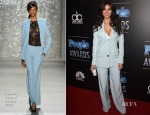 Roselyn Sanchez In Pamella Roland - The PEOPLE Magazine Awards