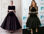 Sarah Jessica Parker In Delphine Manivet Couture - 2014 Fashion Footwear Association Of New York Awards