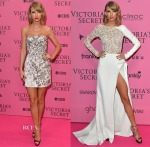 Taylor Swift In J. Mendel & Zuhair Murad Couture -  2014 Victoria's Secret Fashion Show