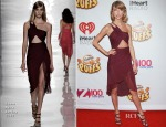 Taylor Swift In Reem Acra - Z100's Jingle Ball