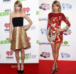 Taylor Swift In Romona Keveza & Sachin & Babi - KIIS FM's Jingle Ball & Capital FM's Jingle Bell Ball