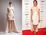 Tessa Thompson In Ashi Studios - 2014 Gotham Independent Film Awards