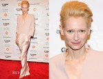 Tilda Swinton In Haider Ackermann - 2014 Gotham Independent Film Awards