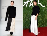Victoria Beckham In Victoria Beckham - 2014 British Fashion Awards