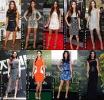 Which Was Your Favourite Megan Fox 'Teenage Mutant Ninja Turtles' Promo Tour Look?