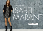 theOutnet International Sale: Get 60% Off Isabel Marant