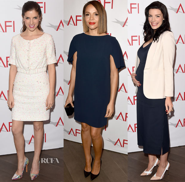 2015 AFI Awards Red Carpet Roundup 2
