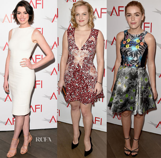 2015 AFI Awards Red Carpet Roundup