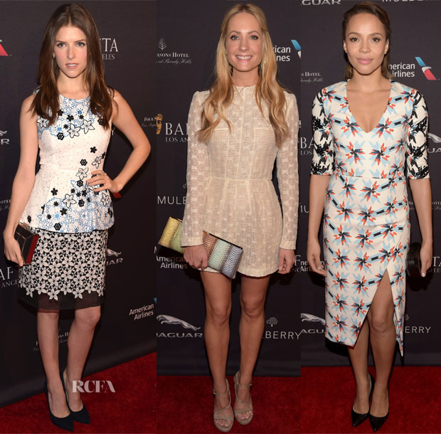 2015 BAFTA LA Tea Party Red Carpet Roundup