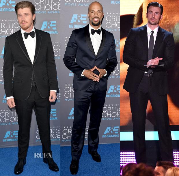 2015 Critics' Choice Movie Awards Menswear Roundup3