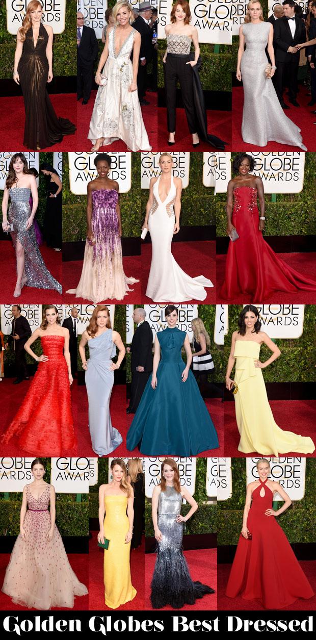 2015 Golden Globe Awards