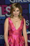 Sophia Bush in Lela Rose