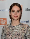 Felicity Jones in Prabal Gurung