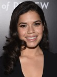 Get The Look: America Ferrera's National Board of Review Gala Wavy Tresses & Dewy Glow